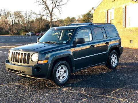 2008 Jeep Patriot for sale at Carland Auto Sales INC. in Portsmouth VA