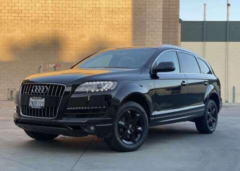 2015 Audi Q7 for sale at ELITE AUTOS in San Jose CA