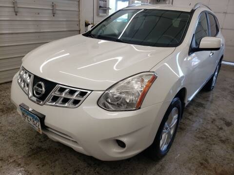 2013 Nissan Rogue for sale at Jem Auto Sales in Anoka MN