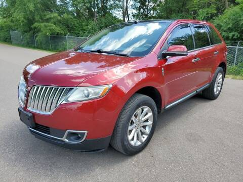 2014 Lincoln MKX for sale at Ace Auto in Jordan MN
