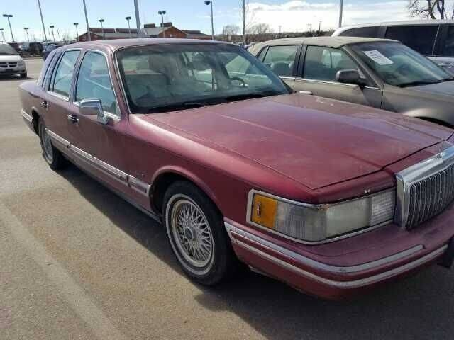 1993 Lincoln Town Car for sale in Denver, CO