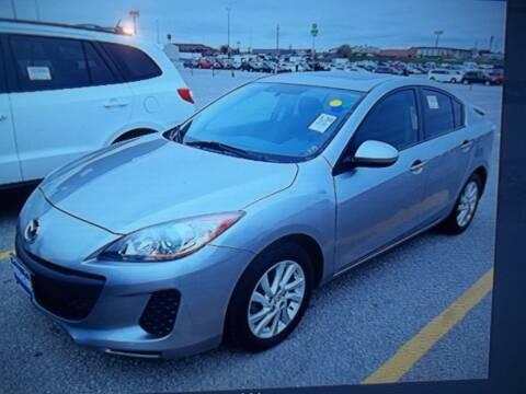2012 Mazda MAZDA3 for sale at BRETT SPAULDING SALES in Onawa IA
