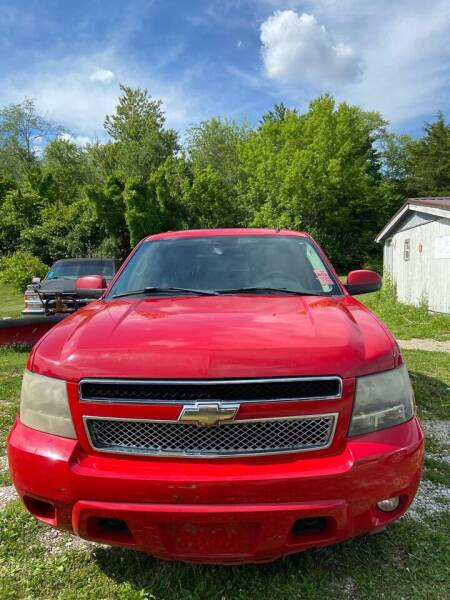 2008 Chevrolet Avalanche for sale in Rockville, IN