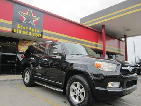 2011 Toyota 4Runner for sale at Star Auto Inc. in Murfreesboro TN