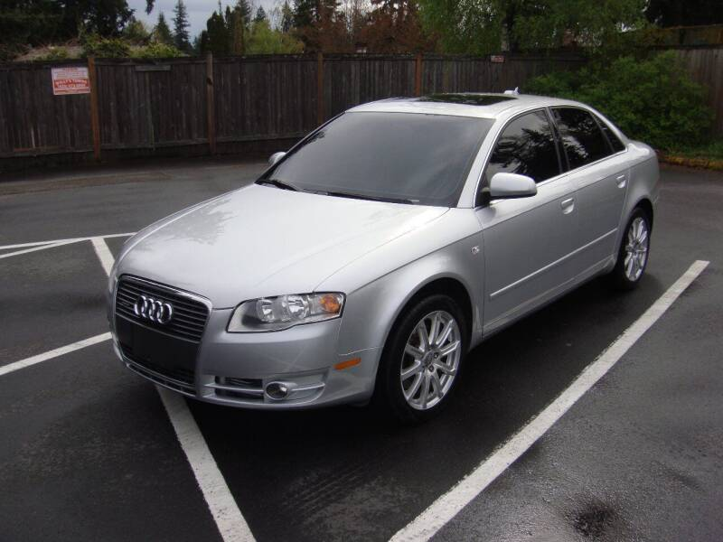 2006 Audi A4 for sale at Western Auto Brokers in Lynnwood WA