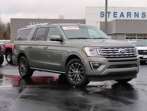 2019 Ford Expedition MAX for sale at Stearns Ford in Burlington NC