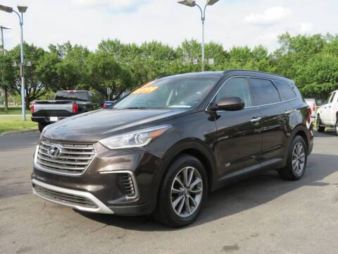 2017 Hyundai Santa Fe for sale at Low Cost Cars North in Whitehall OH