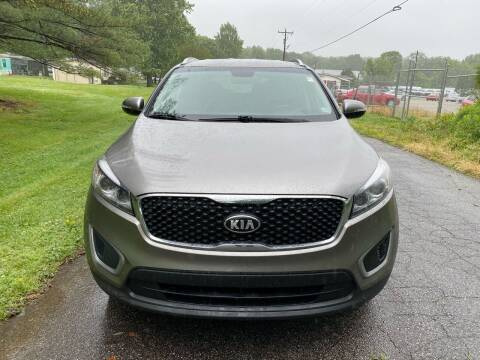 2016 Kia Sorento for sale at Speed Auto Mall in Greensboro NC