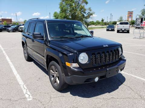 2014 Jeep Patriot for sale at Auto Hub in Grandview MO