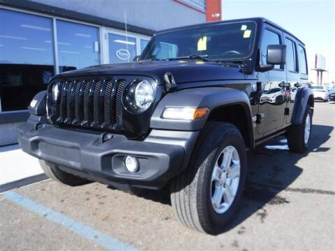 2019 Jeep Wrangler Unlimited for sale at Torgerson Auto Center in Bismarck ND