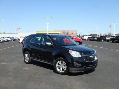 2015 Chevrolet Equinox for sale at Jamie Sells Cars 810 - Linden Location in Flint MI