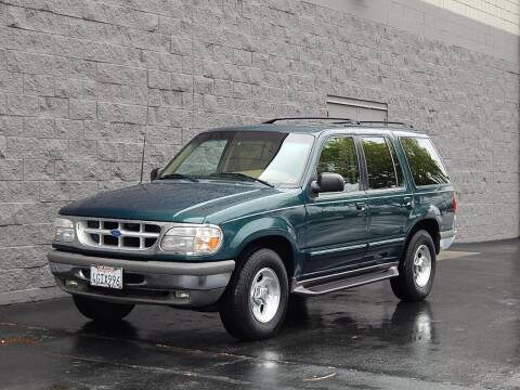 1996 Ford Explorer for sale at Gilroy Motorsports in Gilroy CA