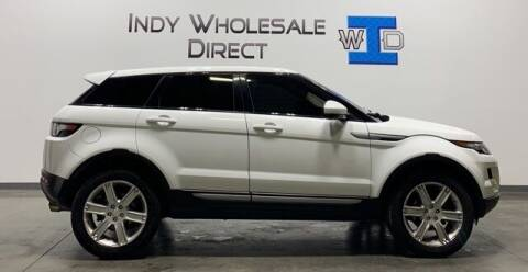 2014 Land Rover Range Rover Evoque for sale at Indy Wholesale Direct in Carmel IN
