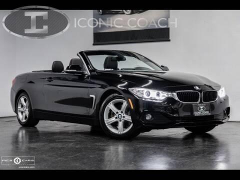 2014 BMW 4 Series for sale at Iconic Coach in San Diego CA