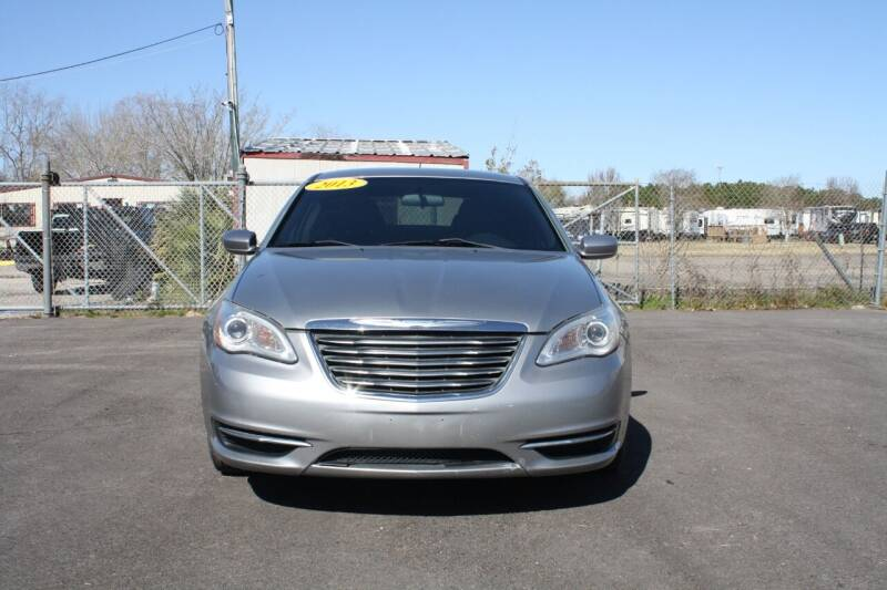 2013 Chrysler 200 for sale at Fabela's Auto Sales Inc. in Dickinson TX