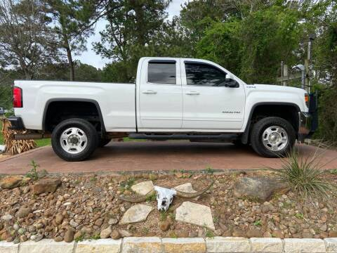 2015 GMC Sierra 2500HD for sale at Texas Truck Sales in Dickinson TX