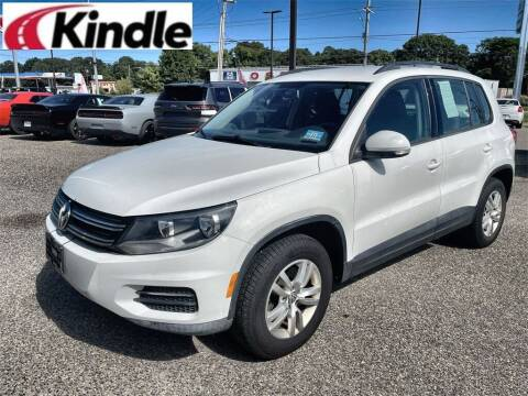 2015 Volkswagen Tiguan for sale at Kindle Auto Plaza in Cape May Court House NJ