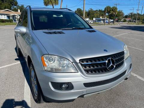 2006 Mercedes-Benz M-Class for sale at Consumer Auto Credit in Tampa FL