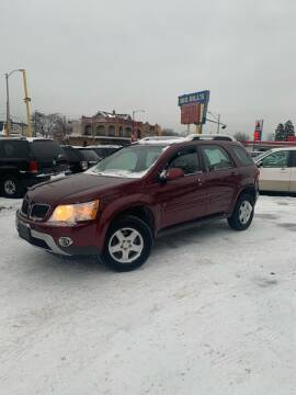 2008 Pontiac Torrent for sale at Big Bills in Milwaukee WI