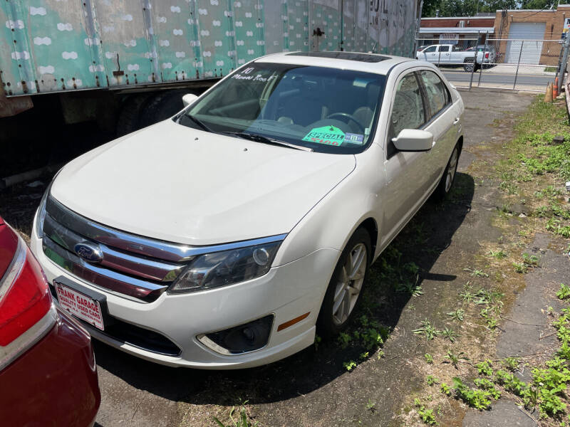 2010 Ford Fusion for sale at Frank's Garage in Linden NJ