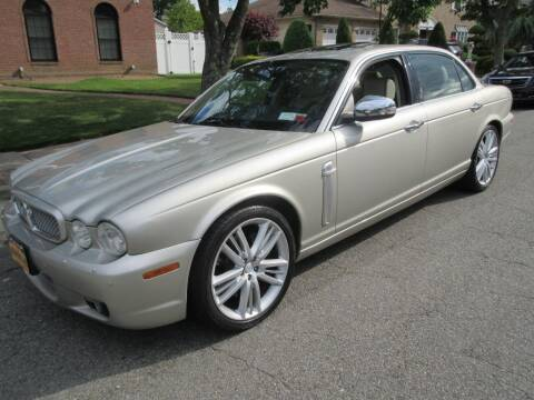 2009 Jaguar XJ for sale at Island Classics & Customs in Staten Island NY