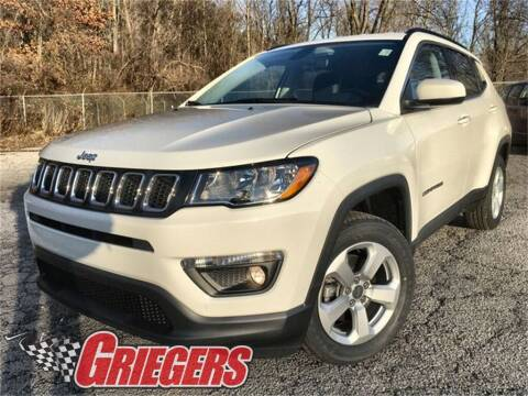 2020 Jeep Compass for sale at GRIEGER'S MOTOR SALES CHRYSLER DODGE JEEP RAM in Valparaiso IN