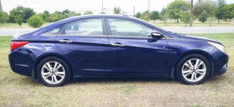 2011 Hyundai Sonata for sale at H & H AUTO SALES in San Antonio TX