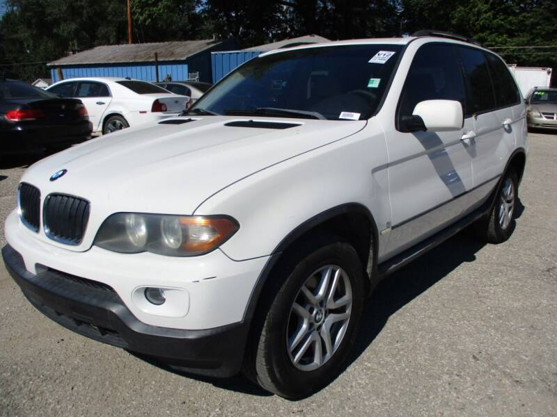 2006 BMW X5 for sale at Dons Carz in Topeka KS