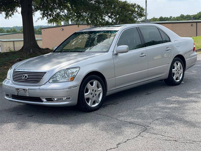 2004 Lexus LS 430 for sale at Real Deal Auto in King George VA