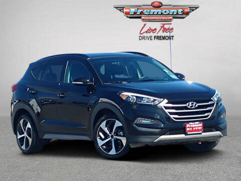 2018 Hyundai Tucson for sale at Rocky Mountain Commercial Trucks in Casper WY