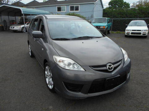 2009 Mazda MAZDA5 for sale at Family Auto Network in Portland OR