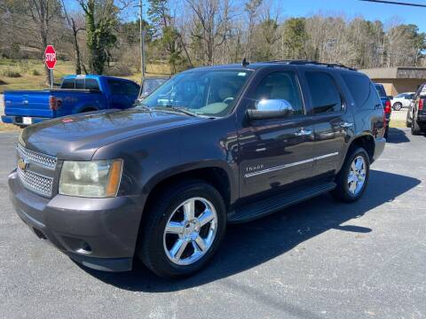 2011 Chevrolet Tahoe for sale at Luxury Auto Innovations in Flowery Branch GA