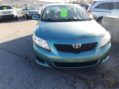 2010 Toyota Corolla for sale at Automotive Fleet Sales in Lemoyne PA