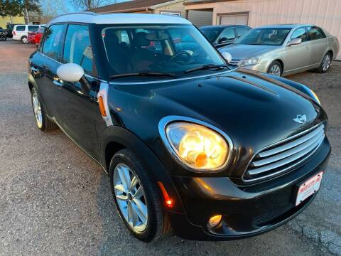2011 MINI Cooper Countryman for sale at Truck City Inc in Des Moines IA