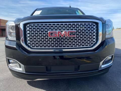 2016 GMC Yukon for sale at ATLANTA TRUCK CENTER LLC in Brookhaven GA