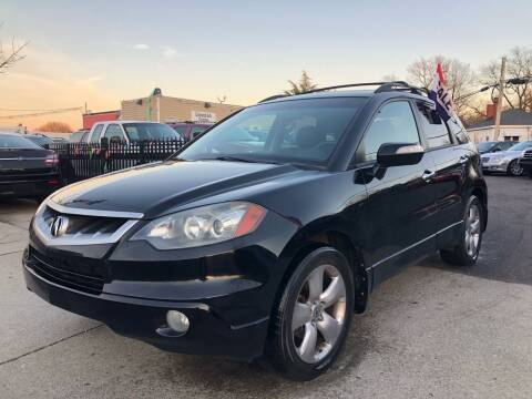2008 Acura RDX for sale at Crestwood Auto Center in Richmond VA