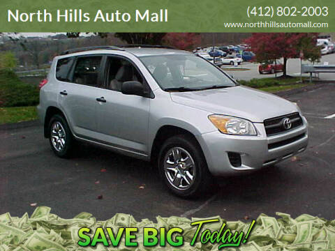 2011 Toyota RAV4 for sale at North Hills Auto Mall in Pittsburgh PA