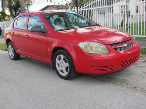 2008 Chevrolet Cobalt for sale at TROPICAL MOTOR CARS INC in Miami FL