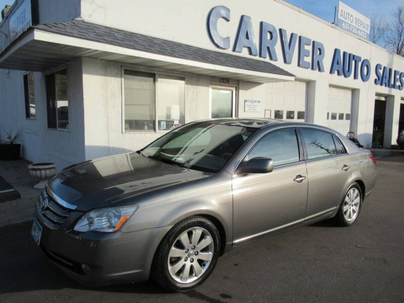 2006 Toyota Avalon for sale at Carver Auto Sales in Saint Paul MN
