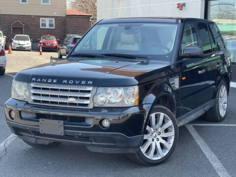 2006 Land Rover Range Rover Sport for sale at MAGIC AUTO SALES in Little Ferry NJ