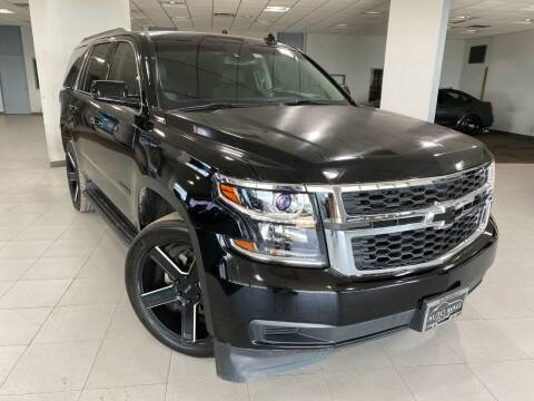 2016 Chevrolet Tahoe for sale at Auto Mall of Springfield in Springfield IL