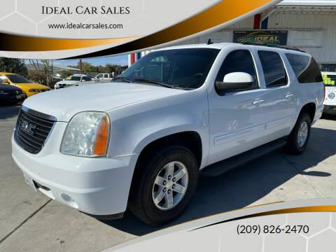 2012 GMC Yukon XL for sale at Ideal Car Sales in Los Banos CA
