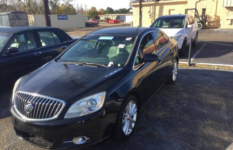 2012 Buick Verano for sale at Dependable Auto Sales in Montgomery AL