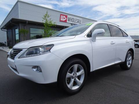 2013 Lexus RX 350 for sale at Wholesale Direct in Wilmington NC