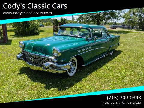 1956 Buick Super for sale at Cody's Classic Cars in Stanley WI