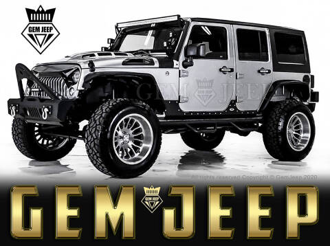 2018 Jeep Wrangler JK Unlimited for sale at Houston Auto Credit in Houston TX
