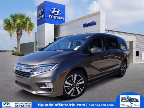 2019 Honda Odyssey for sale at Metairie Preowned Superstore in Metairie LA