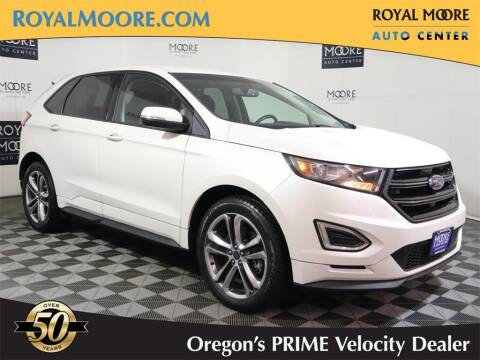 2016 Ford Edge for sale at Royal Moore Custom Finance in Hillsboro OR