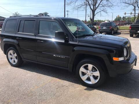 2014 Jeep Patriot for sale at Cherry Motors in Greenville SC