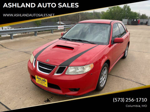 2005 Saab 9-2X for sale at ASHLAND AUTO SALES in Columbia MO
